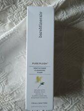 Bareminerals Skinsorials Pure Plush Gentle Deep Cleansing Foam 4.2 oz 120 g. New