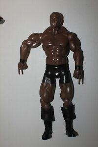 """WWE Maximum Aggression BOBBY LASHLEY 12"""" 2008 Figure RARE"""