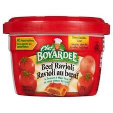 Chef Boyardee Beef Ravioli, 7.5-Ounce Microwavable Bowls (Pack of 12)