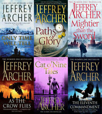 Jeffrey Archer 🔥Mightier Than the Sword++ Super 26 PackPage 🔥 [ᑭᗪᖴ+e.Pub]