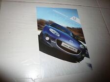 November 2011 Mazda MX5 brochure very rare NC  n NA NB ND Miata Roadster