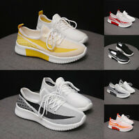 Womens Casual Trainers Athletic Sneakers Lightweight Sports Running Tennis Shoes