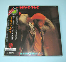 MARVIN GAYE Let's Get It On Japan mini lp CD