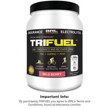 TRIFUEL 3-in-1 Endurance and Recovery Drink - Wild Berry - OFFICIAL LISTING!