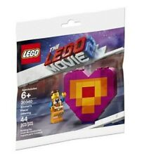 "Lego The Lego Movie 2 Emmet's ""Piece"" Offering Polybag (30340) Minifigure New"