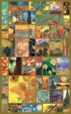 'Van Gogh quadro - Stampa d''arte su tela telaio in legno'