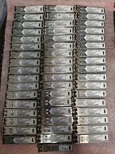 LOT of (52) Genuine Cisco GLC-SX-MM  1000BASE-SX SFP 850nm Transceiver