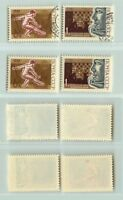 Russia USSR 1967 SC 3361-3362 MNH and used . e8242
