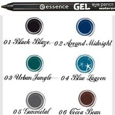 Essence Gel Eye Liner Waterproof Retractable Velvety Pen Product Of Italy Pick 1