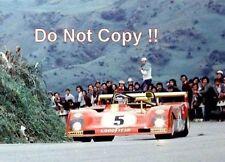 Jacky Ickx Ferrari 312 PB Targa Florio 1973 Photograph 1