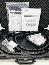 Pentax Fc 38lv Endoscopy Fiber Colonoscope With Case Amp Accessories 2