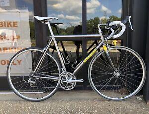 Litespeed classic titanium road bike shimano ultegra 56cm