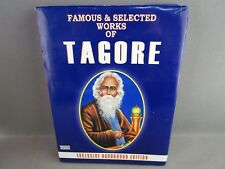 Famous & Selected Works of Tagore Exclusive Hardbound Edition English 1st Print