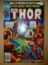 THE MIGHTY THOR Marvel Comics, JANUARY, 1977 Issue, Vol.1, No.255