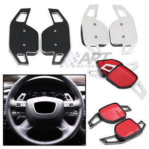 Paddle Shifters For Audi A3 8V A4 B8 A5 A6 C7 A7 A8 Q3 Q5 Q7 S3 S5 S6 S7 SQ5