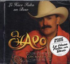 El Chapo De Sinaloa Le Hace Falta Un Beso CD Nuevo Sealed