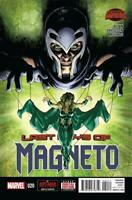 Magneto #20 (Vol 3)
