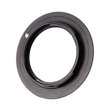 For M42 Lens to Minolta AF & SONY Alpha Cameras Mount Adapter Black M42-AF Ring