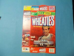 SWEET Wheaties Box Legends of racing series Ned Jarrett