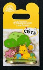Shdl Pooh Piglet Nap Diorama Shanghai Disneyland Disney Pin