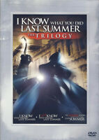 I Know What You Did Last Summer -The Trilogy New DVD