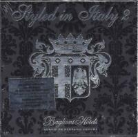CD Box ♫ Compact disc **STYLED IN ITALY 2 ~ BAGLIONI HOTELS** Nuovo Sigillato
