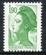 STAMP / TIMBRE FRANCE NEUF N° 2424 ** TYPE LIBERTE DE DELACROIX
