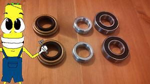 Pontiac Firebird Rear Wheel Bearings & Seals SET PAIR 1967-1969