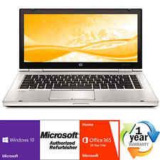 Refurbished HP EliteBook 8470p 2.6GHz i5 4GB 250GB DVD Windows 10 Pro 64 Laptop