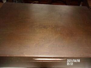 silverware flatware chest only