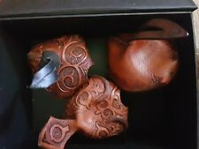 falconry hoods for hunting with male golden eagle 3 pieces