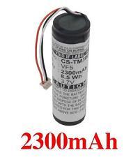 Batterie 2300mAh pour GPS TomTom Go 300, 400, 500, 510, 710, 910 VF5