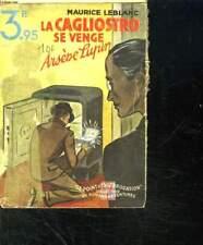 Livres anciens et de collection jaquette, sur littérature