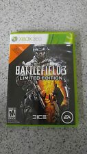 Battlefield 3- Xbox 360 - Replacement Case - No Game