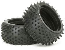 Tamiya 53084 (OP084) 6029 Square Spike Rear Tires (1Pair)