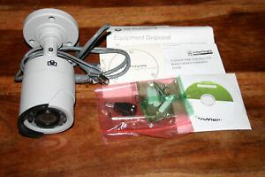 Interlogix TruVision HD-TVI Analog Bullet Camera 1080p 3.6mm Lens WDR TVB-2403