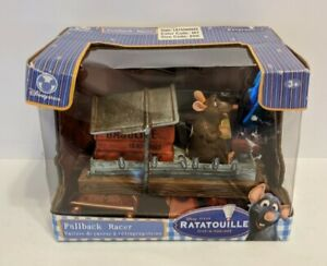DISNEY Store Pixar Ratatouille Emily Pullback Racer Car New in Open Box