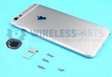 Recambios carcasas gris para teléfonos móviles Apple