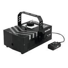 Eurolite dynamique Fog 700 W DMX Fumée Machine Disco DJ EFFET Inc Télécommande