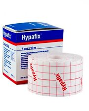 Hypafix Self Adhesive Tape (5cmx10m) For Wound Dressing,Retaining Gauzes,Pads