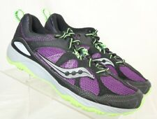 Saucony 15148-10 Adapt Purple Athletic Training Running Sneakers Women's US 10