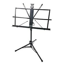 Peak Stands SMS-10SS Desk Top Music Stand