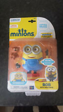 Minions Deluxe Action Figure - Bob with Teddy Bear new sealed approx size 10cm