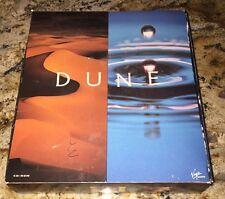 Dune - 1993 PC Virgin Games - CD-ROM 386 IBM PC - Hard to Find