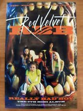 RED VELVET - RBB CD w/Photo Booklet + Photocard + Unfold POSTER K-POP