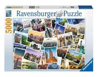 NEW RAVENSBURGER Puzzle 5000 Tiles Pieces Jigsaw New York