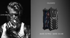 Coque antichoc iPhone X - LOVE MEI FRANCE R-JUST - BATMAN