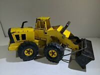 VINTAGE TONKA MIGHTY FRONT END LOADER METAL WITH 54240 STAMP