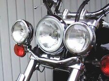 Fehling Lampenhalter Zusatzscheinwerfer Yamaha XVS650 Drag Star (4VR/4XR) 96-03