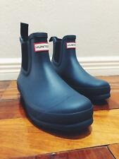 Hunter Original Chelsea Boots Navy - US Size 9, UK Size 7 BRAND NEW
